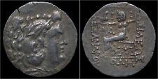 Pontic Kingdom Mithradates IV AR tetradrachm Odessos mint