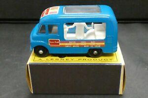 Matchbox Lesney Lyon's Maid Ice-Cream Mobile Shop 47BWith Original Box Type D2a