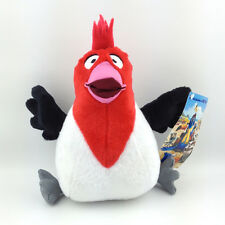 Rio the Movie Plush Toy Pedro Red Crested Cardinal Bird Soft Stuffed Animal 7""