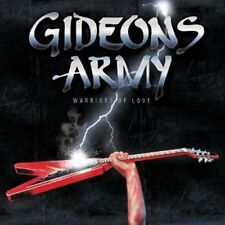 Warriors Of Love (Legacy Edition) - Gideon's Army (2013, CD NEU)