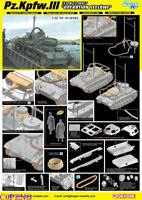 "6877 DRAGON 1/35 Pz.Kpfw.III (3.7cm)(T)Ausf.F ""Operation Seelöwe"" [DS Tracks]"