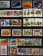 GB 1986 Commemorative Year set Unmounted Mint