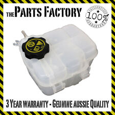 Holden Cruze Over Flow Expansion Tank Bottle Header JG JH 1.4 2.0 1.8 & Cap 09 +