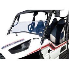 "Kawasaki Teryx 750 2008-2013 Tusk +2"" Half Hinged Windshield"