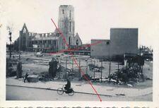 Nr.6772 Foto Deutsche Soldaten Rotterdam zerstörte Stadt Holland