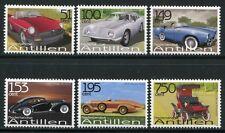 Niederländische Antillen 2006 Oldtimer Autos Cars Automobile 1446-1451 MNH