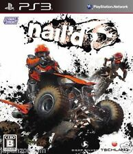 Used PS3 Nail'd PLAYSTATION 3 SONY JAPAN JAPANESE IMPORT