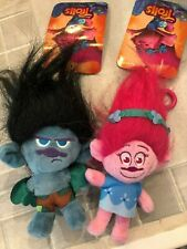 Trolls - Backpack Clip/Plush Coin Purse - Poppy & Branch - New