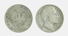 s646_6) Vittorio Emanuele III  (1901-1943) 2 LIRE AQUILA SABAUDA 1906