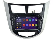 For Hyundai i25 Verna Solaris Accent 2011+ Android 7.1 GPS Navi Wifi DVD Radio