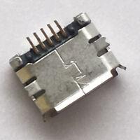 Ladebuchse Micro USB Type B Female Socket 180 Degree 5-Pin SMD SMT