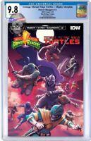 Ninja Turtles Power Rangers #1 CGC 9.8