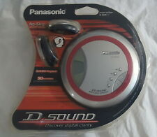Panasonic SL-SX330 CD Player CD-R/RW D Sound New in Opened Package