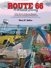 ROUTE 66 - SALLEE, MARY K. (COP) - NEW PAPERBACK BOOK