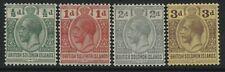 Solomon Islands KGV 1914-23 values to 3d mint o.g.