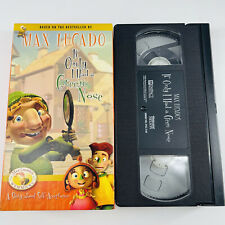 Max Lucado If Only I Had A Green Nose A Story About Self-Acceptance (VHS, 2003)
