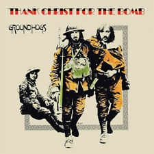 "The Groundhogs : Thank Christ for the Bomb VINYL 50th Anniversary  12"" Album"