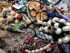 Vintage To Now Jewelry Lot Necklaces Bracelets Brooches Earrings