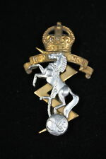 Post WW2 REME British Cap Badge