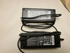 2x HP LAPTOP CHARGERS PPP016L (18.5V,6.5A)