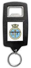 HMS CAROLINE BOTTLE OPENER KEY RING