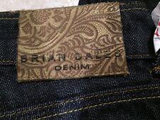 Brian Dales Jeans Nuovo Con Cartellino
