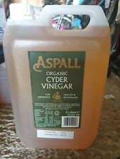 Aspall Organic Cider Vinegar Unpasteurised 5l with the mother (3/3)