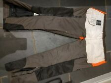 More details for chainsaw trousers. husqvarna. one size.