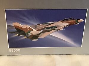 Armour 98039 F-14A Tomcat 1/48 diecast. Look at the payload. FREE SHIPPING !!