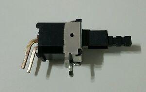 TOSHIBA Regza LCD LED TV MAINS ON / OFF Power Push Button SWITCH 230v 240v 250v