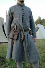 Medieval Costume Tunic Reenactment Roman Gray Color Best Dress