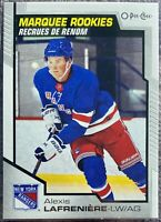 2020-21 O-Pee-Chee Marquee Rookies #650 Alexis Lafreniere