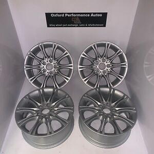 Genuine BMW MV2 alloy wheels professionally refurbished - Exchange Service