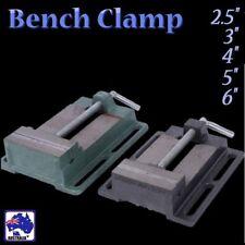 "Drill Press Vice Bench Clamp Woodworking Drilling 2.5"" 3"" 4'' 5"" 6'' TPLI856"