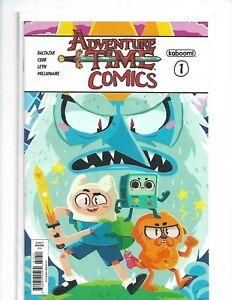 Adventure Time Comics #1 Hunting Cover Kaboom Comic Book  NM    nw125