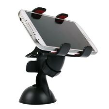 Support Smartphone ventouse ou guidon - rotation 360° - METMAXX