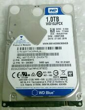 "1TB WESTERN DIGITAL WD10JPCX WD BLUE 5400 rpm 9.5mm 2.5"" SATA Hard Disc Drive"