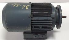RELIANCE S-2000 DUTY MASTER AC MOTOR 1/2-HP 1725-RPM 208/230-VOLT 1-PHASE *PZB*