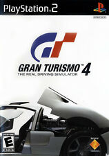 Gran Turismo 4 PS2 Playstation 2 Game Complete