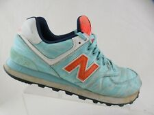 NEW BALANCE 574 Blue Sz 8.5 B Women Running Shoes