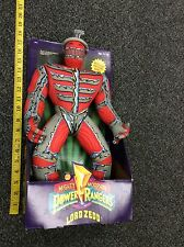 Mighty Morphin Power Rangers Lord Zedd 1994 Plush 18 inches NIB free shipping