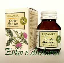 CARDO MARIANO Estratto secco 50 capsule da 613 mg - Epatite, cirrosi, depurativo