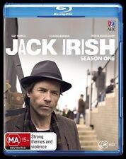 Jack Irish - TV Series : Season 1 (Blu-ray, 2016, 2-Disc Set)