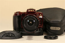 MINT Minolta Alpha α-707si Japan Edition w/ 24-85mm lens Limited only 300 made