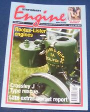 STATIONARY ENGINE MAGAZINE APRIL 2007 NO.397 - ROOTES-LISTER ENGINES