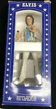 Elvis Presley McCormick Decanter Bottle First In Series With Box
