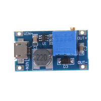 2A Booster Board DC-DC Step-up Module 2/24V Boost To 5/9/12/28V Kh