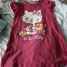 girls pyjamas hello kitty age 4-5 marks & spencer   #look##