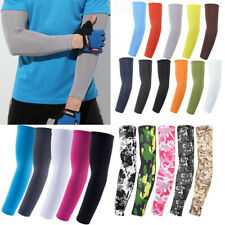 Uinisex Arm Sleeves Cover UV Sun Protection Outdoor Sport Arm Warmer Breathable*