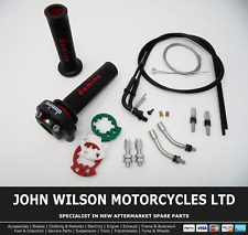 Yamaha FZS 1000 S Fazer 2003 - 2005 Domino XM2 Quick Action Throttle Kit Red